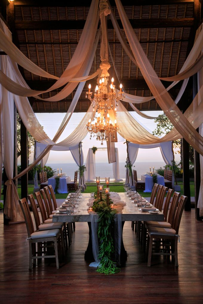 Whimsical Tropical Wedding at Stone House by Tirtha by Tirtha Bali - 036