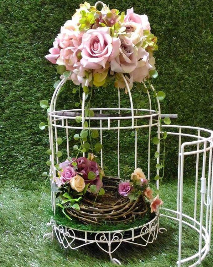 Wedding ring box by Hana Seserahan - 027
