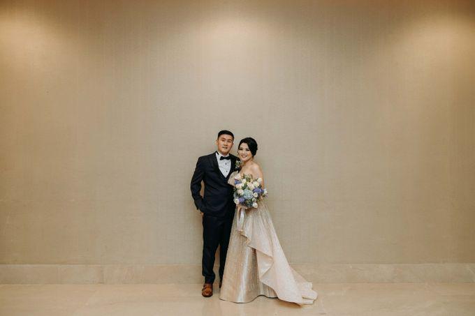 Skenoo Hall - International Wedding of Bima & Irene by IKK Wedding Venue - 005