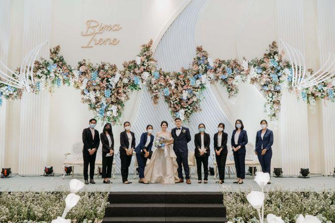 Skenoo Hall - International Wedding of Bima & Irene by IKK Wedding Venue - 006