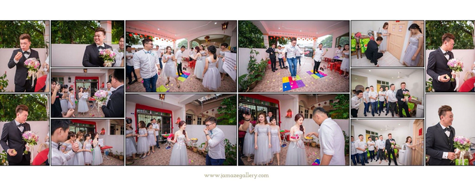 Chee Keong & Siew Teng Wedding Day by JacksonCCS Photography - 005
