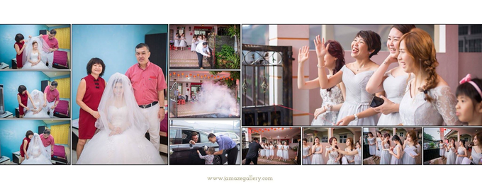 Chee Keong & Siew Teng Wedding Day by Jamaze Gallery - 002