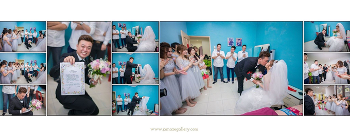 Chee Keong & Siew Teng Wedding Day by JacksonCCS Photography - 006