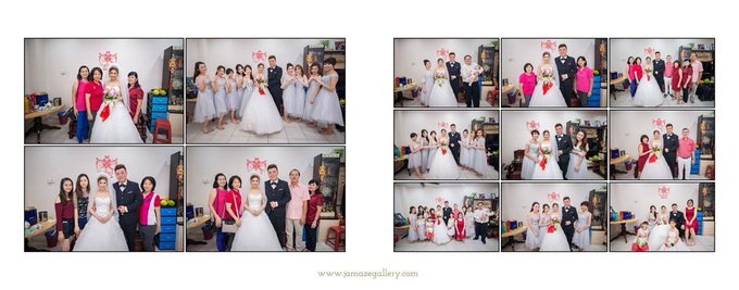 Chee Keong & Siew Teng Wedding Day by JacksonCCS Photography - 009