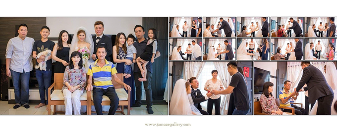 Chee Keong & Siew Teng Wedding Day by JacksonCCS Photography - 012