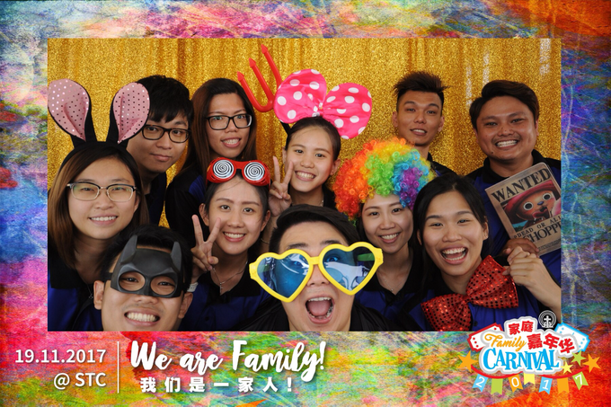 Photobooth Instant Printing - STC Family Carnival by Jamaze Gallery - 001