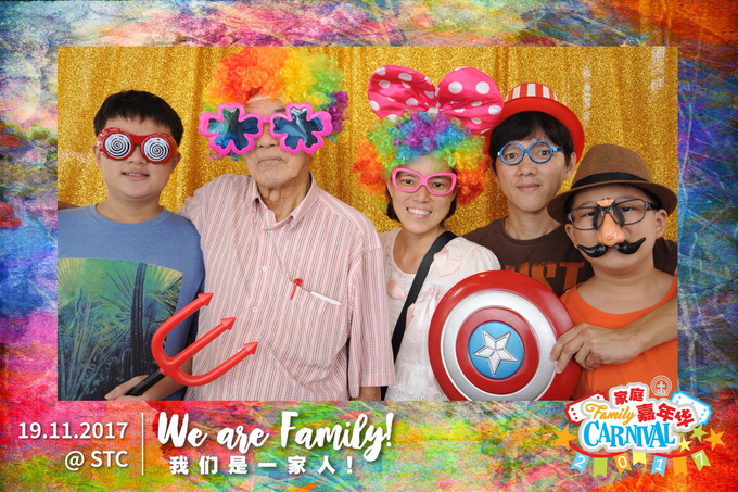 Photobooth Instant Printing - STC Family Carnival by Jamaze Gallery - 002