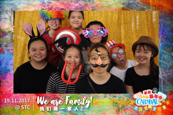 Photobooth Instant Printing - STC Family Carnival by Jamaze Gallery - 003
