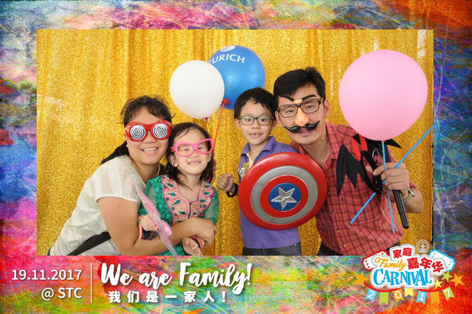 Photobooth Instant Printing - STC Family Carnival by Jamaze Gallery - 004