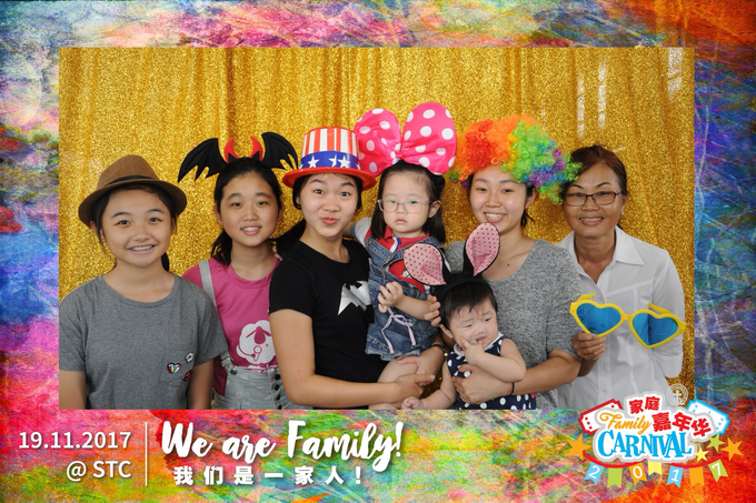 Photobooth Instant Printing - STC Family Carnival by JacksonCCS Photography - 006