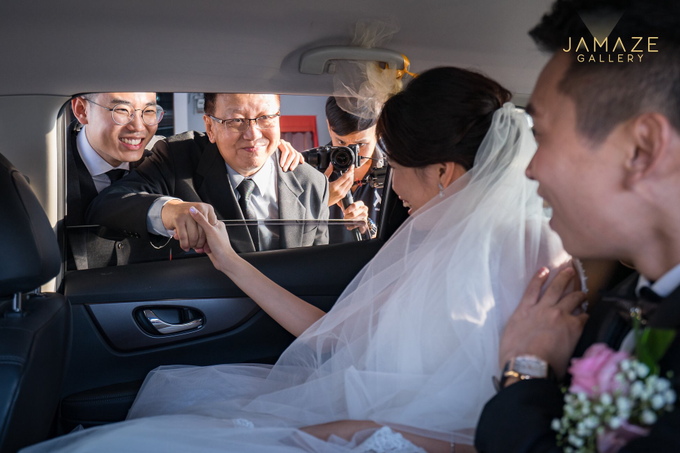 Alan & Jocelyn Wedding Ceremony by Jamaze Gallery - 002