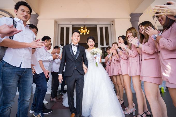Alan & Jocelyn Wedding Ceremony by Jamaze Gallery - 003