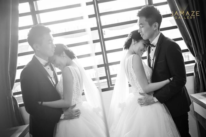Alan & Jocelyn Wedding Ceremony by Jamaze Gallery - 001