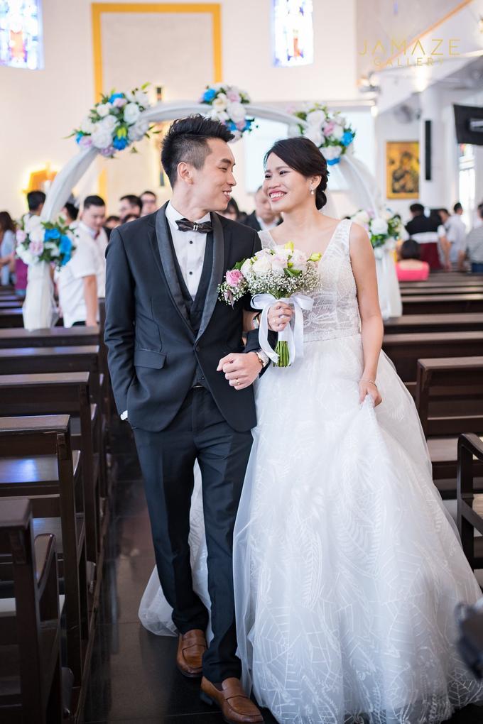 Alan & Jocelyn Wedding Ceremony by Jamaze Gallery - 004