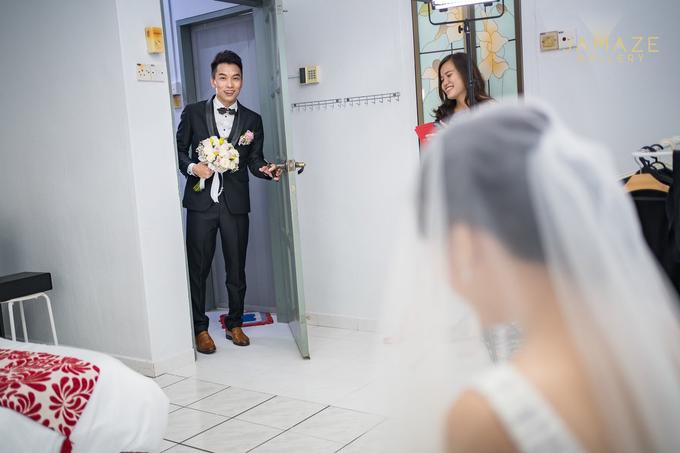 Alan & Jocelyn Wedding Ceremony by Jamaze Gallery - 006