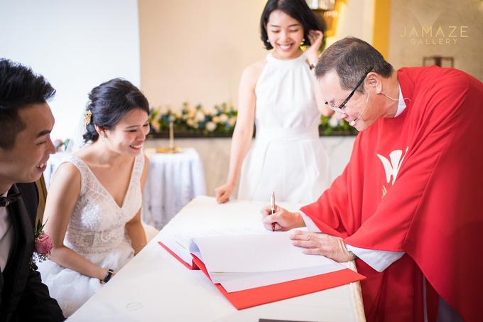 Alan & Jocelyn Wedding Ceremony by Jamaze Gallery - 011