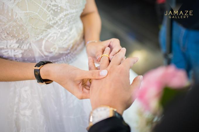 Alan & Jocelyn Wedding Ceremony by Jamaze Gallery - 012
