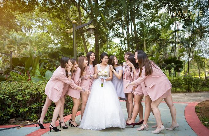 Alan & Jocelyn Wedding Ceremony by Jamaze Gallery - 014