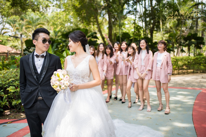 Alan & Jocelyn Wedding Ceremony by Jamaze Gallery - 015