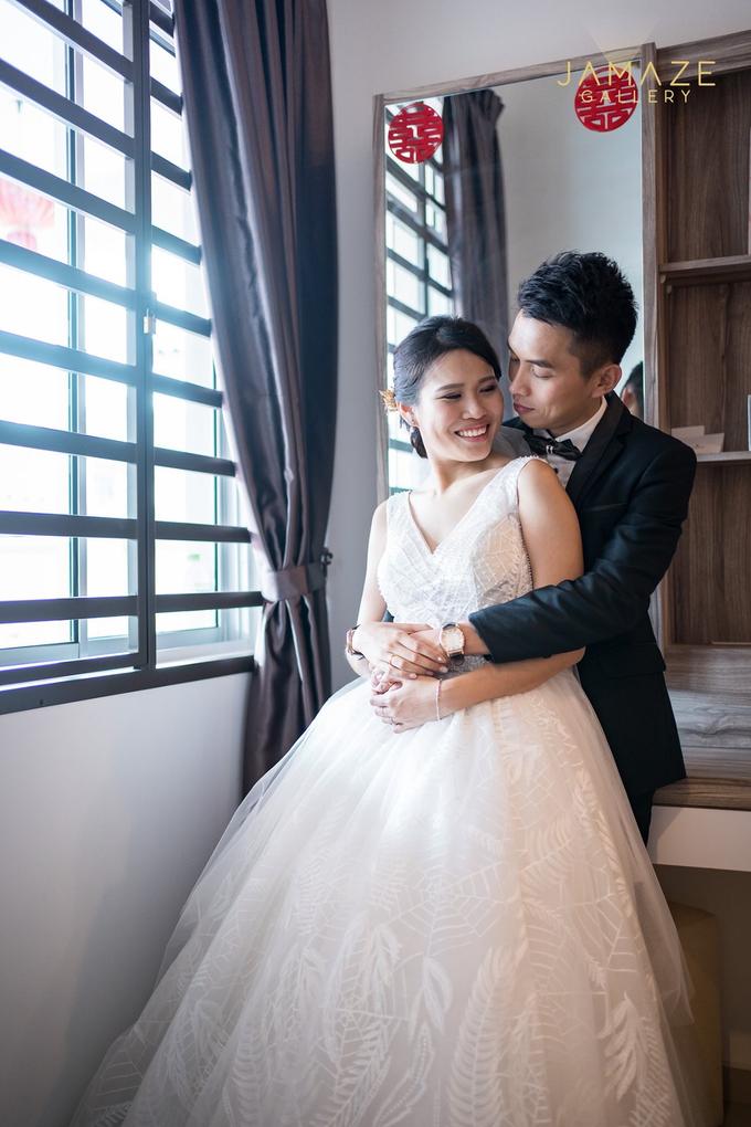 Alan & Jocelyn Wedding Ceremony by Jamaze Gallery - 018