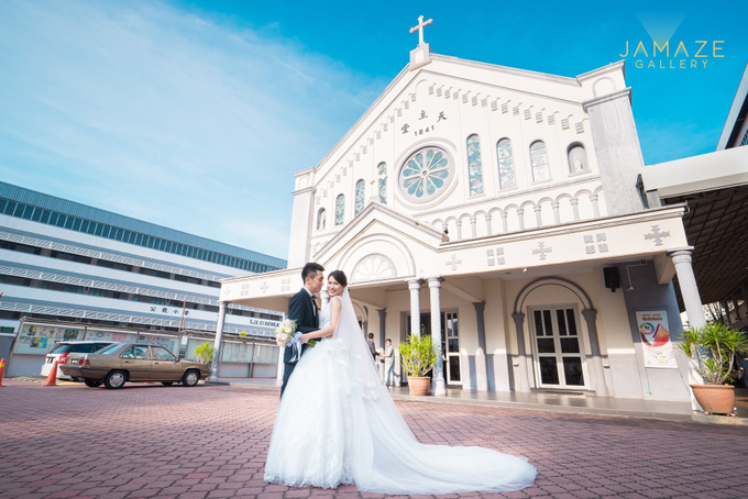 Alan & Jocelyn Wedding Ceremony by Jamaze Gallery - 019
