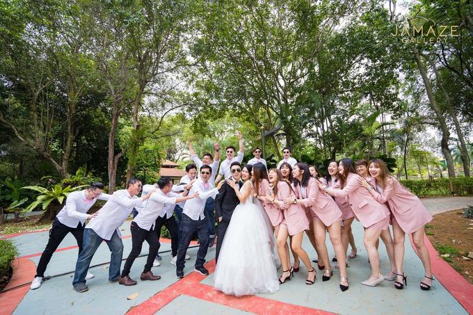 Alan & Jocelyn Wedding Ceremony by Jamaze Gallery - 022