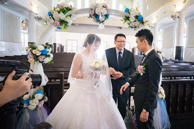 Alan & Jocelyn Wedding Ceremony by Jamaze Gallery - 025