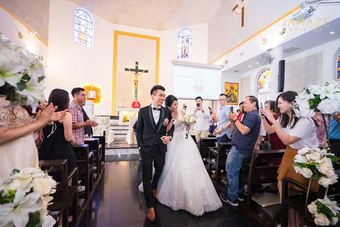 Alan & Jocelyn Wedding Ceremony by Jamaze Gallery - 026