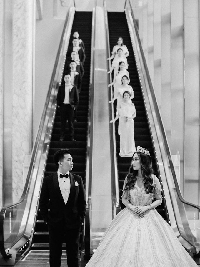 James & Naomi by InterContinental Jakarta Pondok Indah - 004