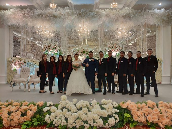 Wedding of Jan and Rica by Jakarta Souvenir - 001