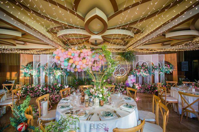 Welcome dinner at Aow Thai hall Conrad Koh Samui by BLISS Events & Weddings Thailand - 001