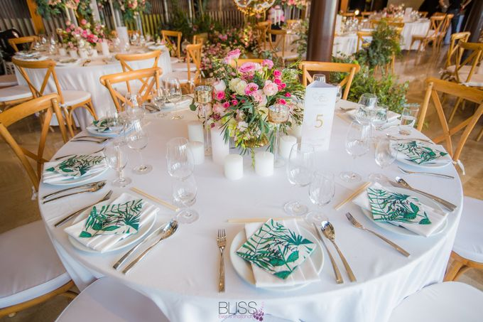 Welcome dinner at Aow Thai hall Conrad Koh Samui by BLISS Events & Weddings Thailand - 003