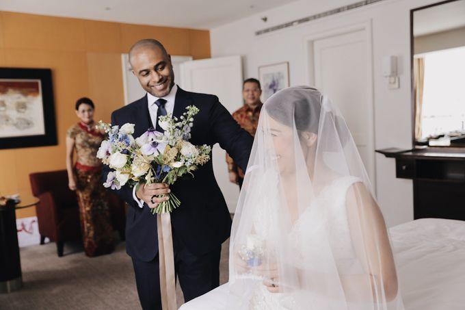 Felicia & Dwayne Wedding by The breath - 010