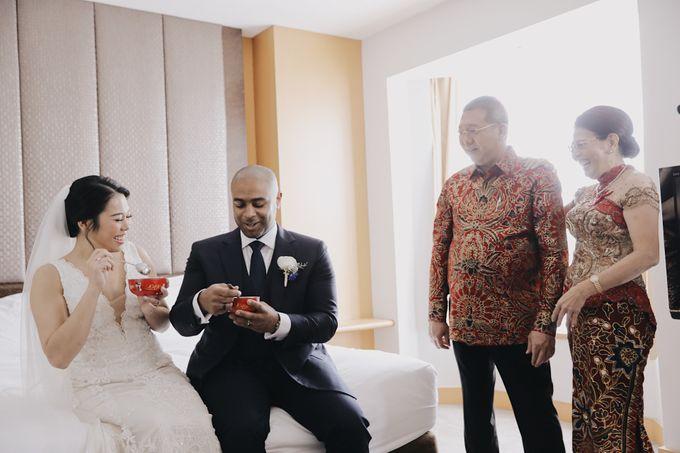 Felicia & Dwayne Wedding by The breath - 012