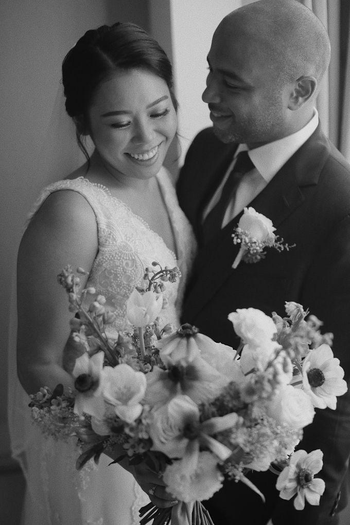 Felicia & Dwayne Wedding by The breath - 013