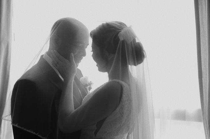 Felicia & Dwayne Wedding by The breath - 014