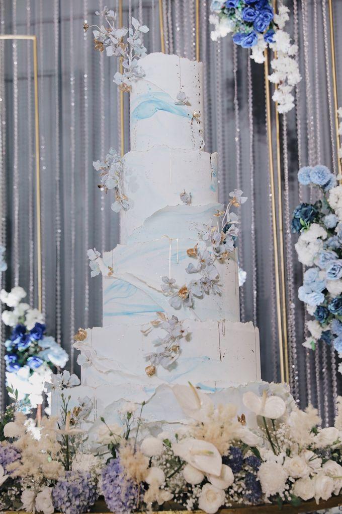 Felicia & Dwayne Wedding by The breath - 002