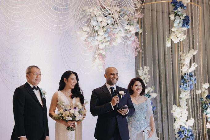 Felicia & Dwayne Wedding by The breath - 016