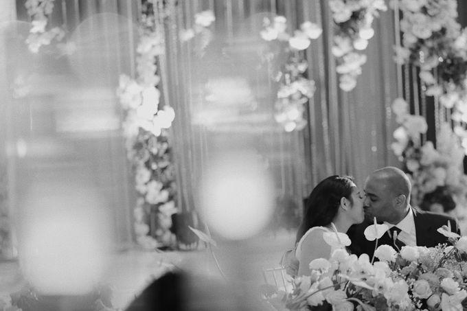 Felicia & Dwayne Wedding by The breath - 017