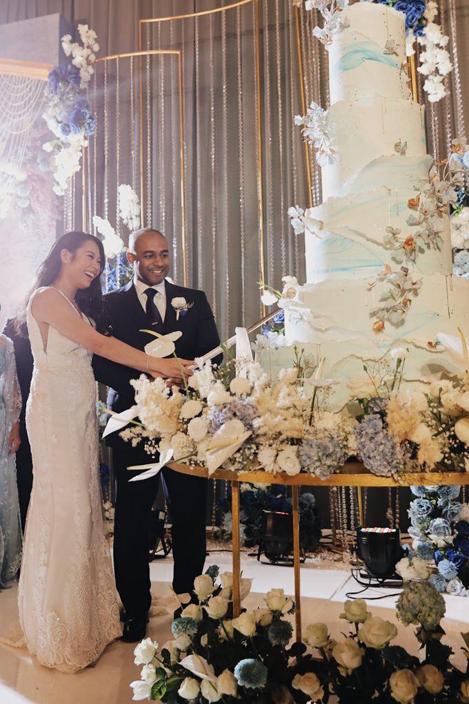 Felicia & Dwayne Wedding by The breath - 020