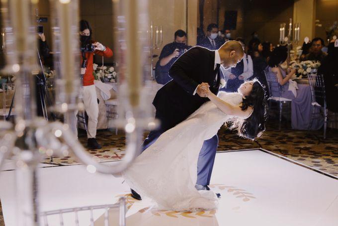 Felicia & Dwayne Wedding by The breath - 022
