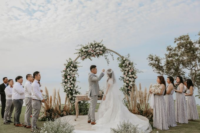 The Wedding of Leslie & Valencia by Lavene Pictures - 037