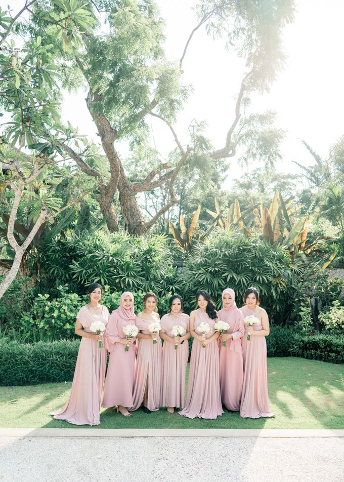 Joff & Alda The Wedding by Namasa Portraire - 002