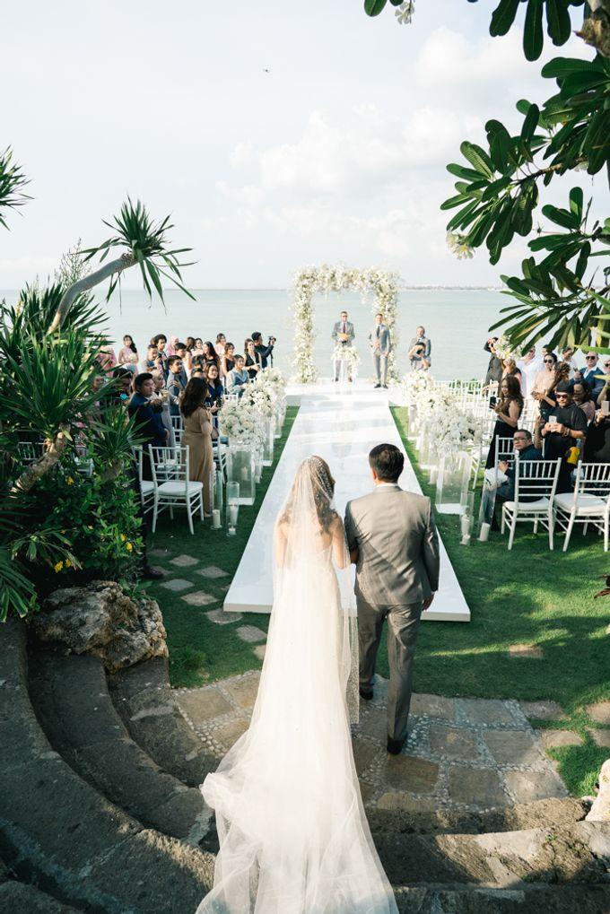 Joff & Alda The Wedding by Namasa Portraire - 003