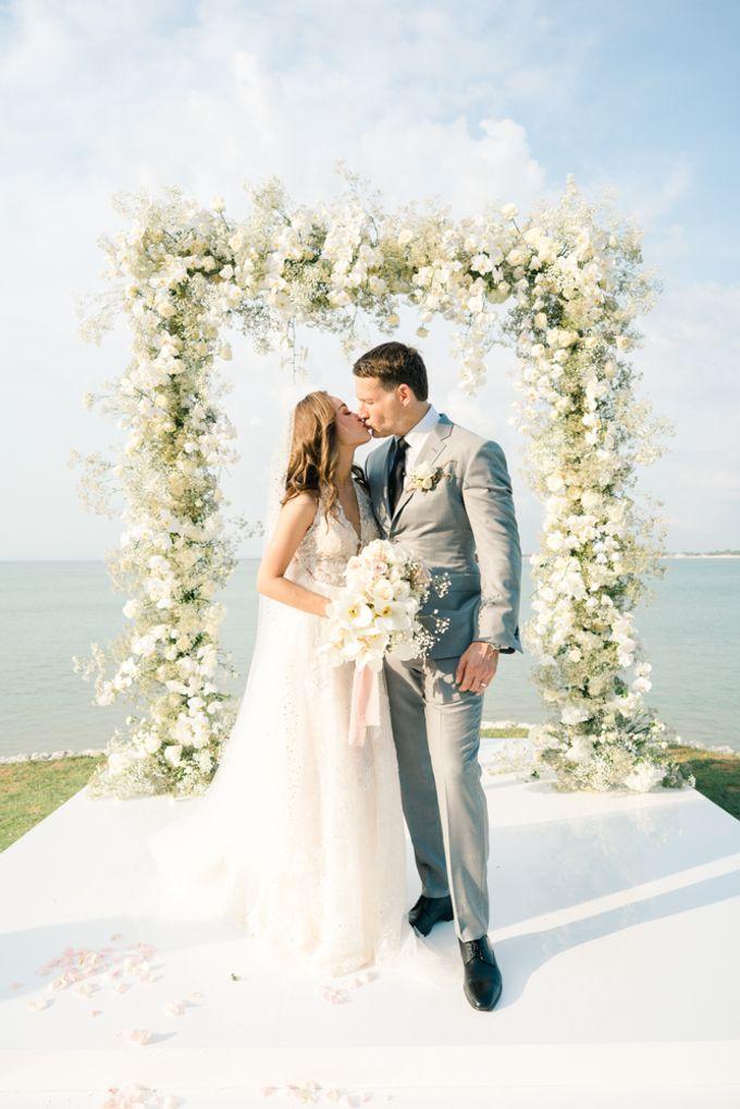 Joff & Alda The Wedding by Namasa Portraire - 004