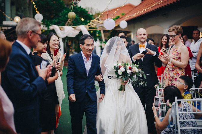 Outdoor Weddings are the Way to Go! by Yipmage Moments - 012
