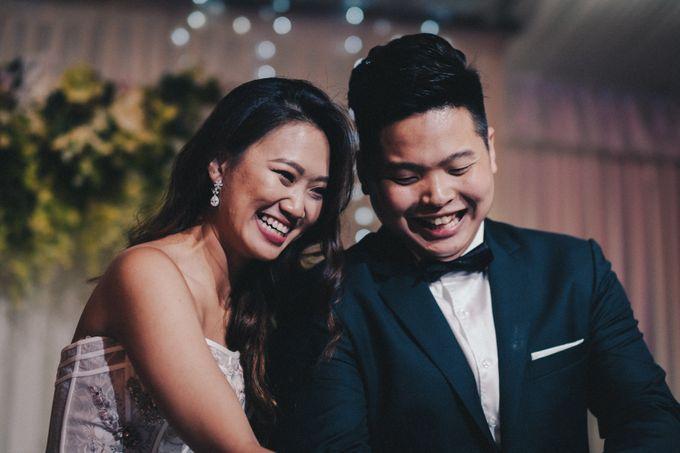 Jasper & Lydia Wedding by Yipmage Moments - 046
