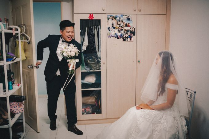 Jasper & Lydia Wedding by Yipmage Moments - 020