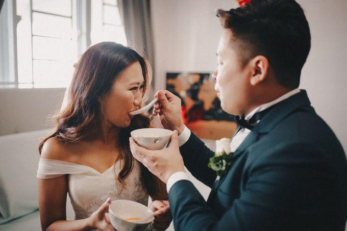 Jasper & Lydia Wedding by Yipmage Moments - 026