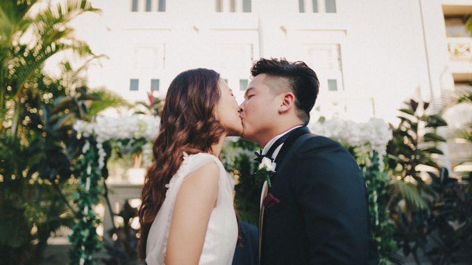 Jasper & Lydia Wedding by Yipmage Moments - 039